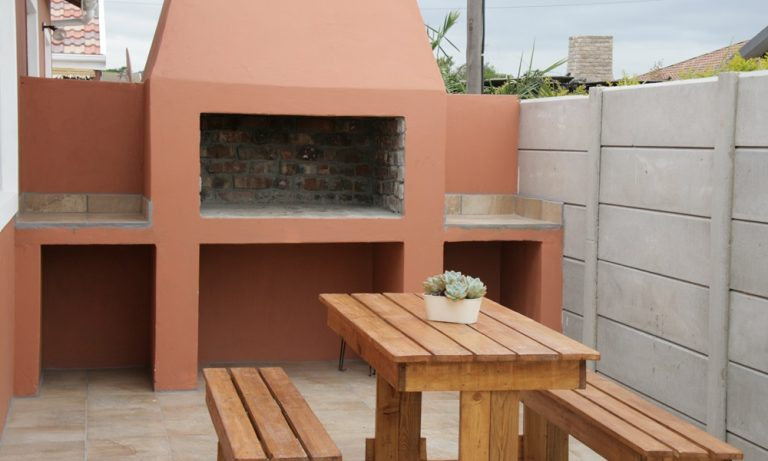 Ibhino Self Catering Unit Braai