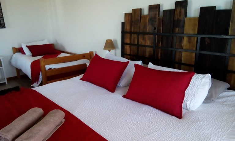 Ikhumba Self Catering Unit Bedroom