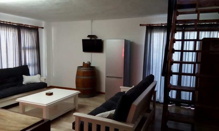 Ikhumba Self Catering Unit Living Area